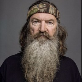 """Phil Robertson of """"Duck Dynasty"""""""